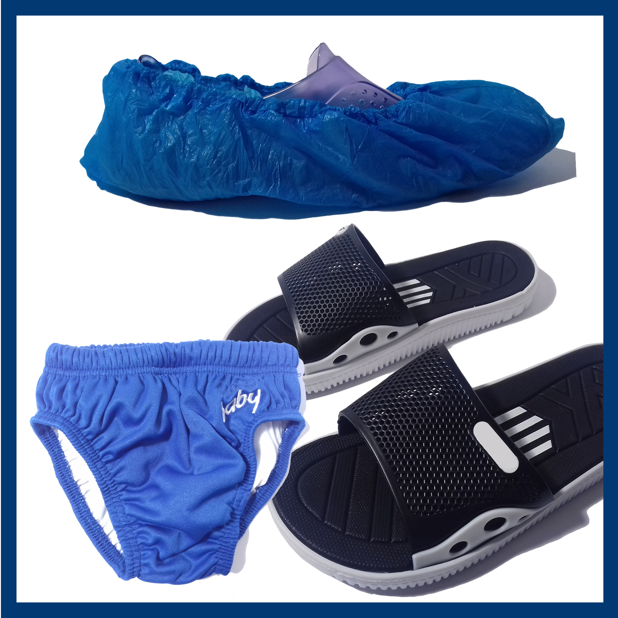 SHOES SWIMMWEAR ACCESSORIES